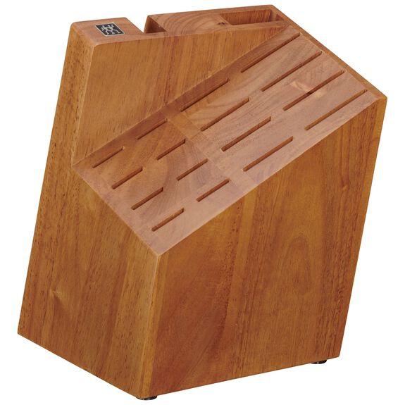 18-slot Knife Block, Walnut, , large