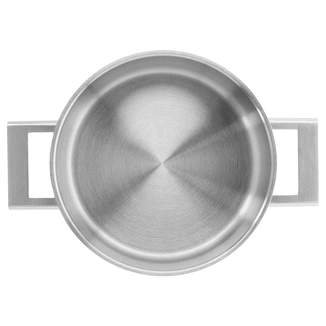 Casserole avec couvercle à double parois 18 cm / 2,2 l,,large 2