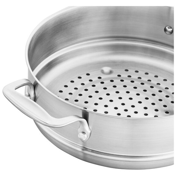 3-ply 6-qt Stainless Steel Steamer Insert,,large 3