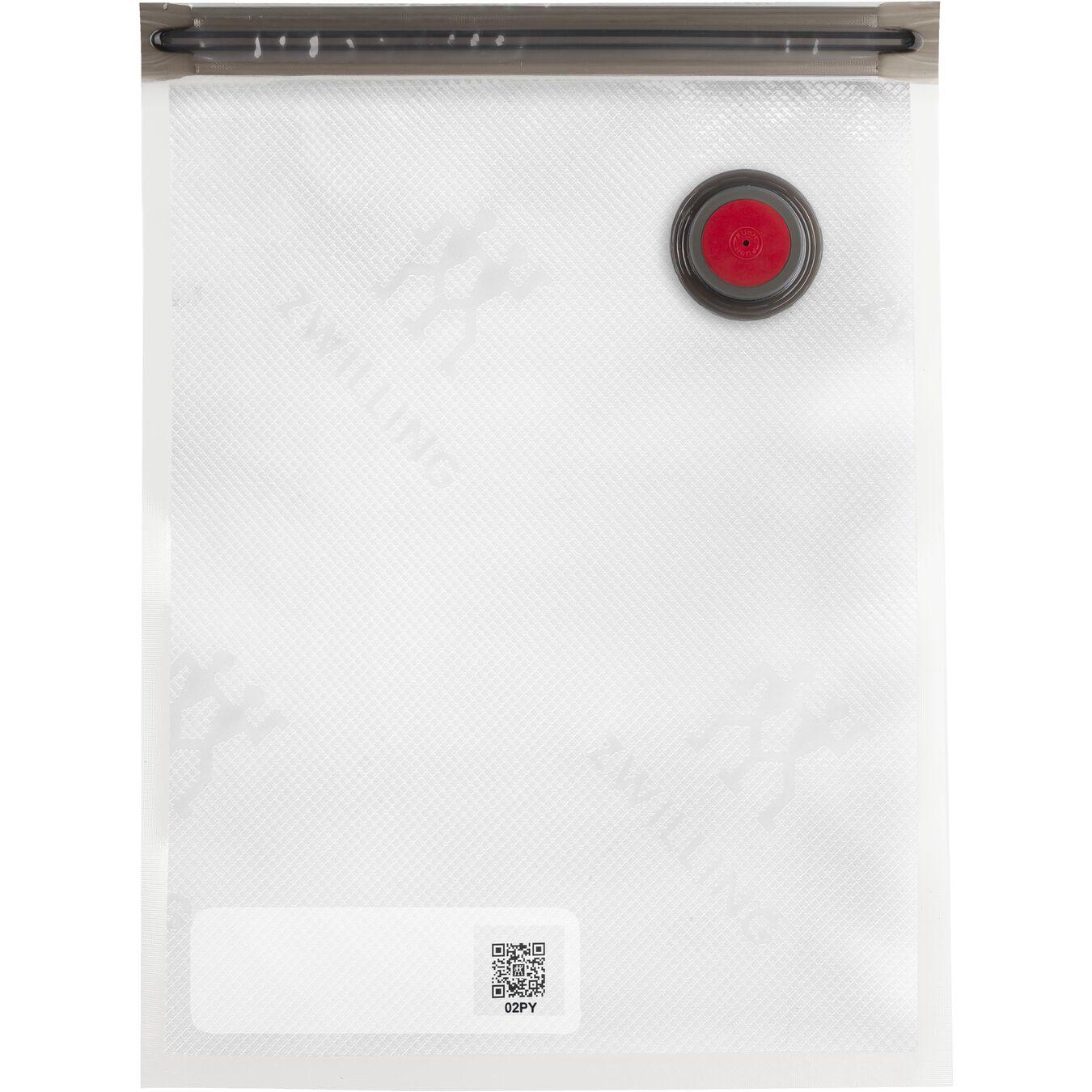 Vakuum Starterset, S/M / 7-tlg, Kunststoff, Weiß,,large 8