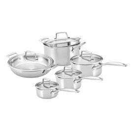ZWILLING Energy X3, 10 Piece 18/10 Stainless Steel Cookware set