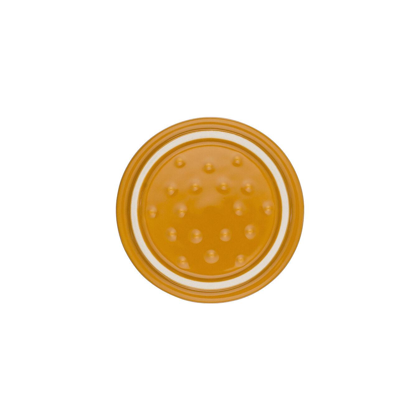 Mini Cocotte 10 cm, Rond(e), Moutarde, Céramique,,large 2