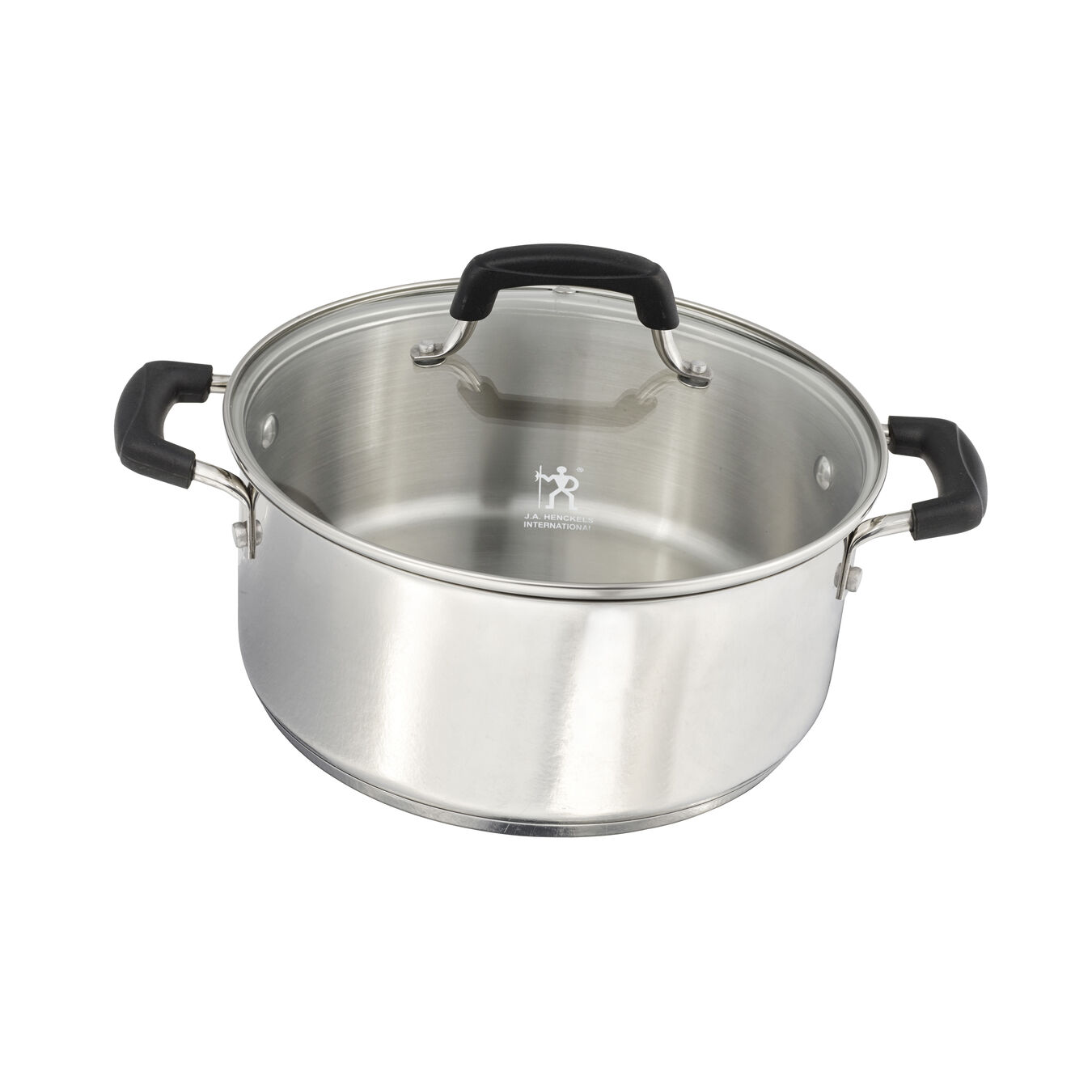 10 Piece Stainless steel Cookware set,,large 3