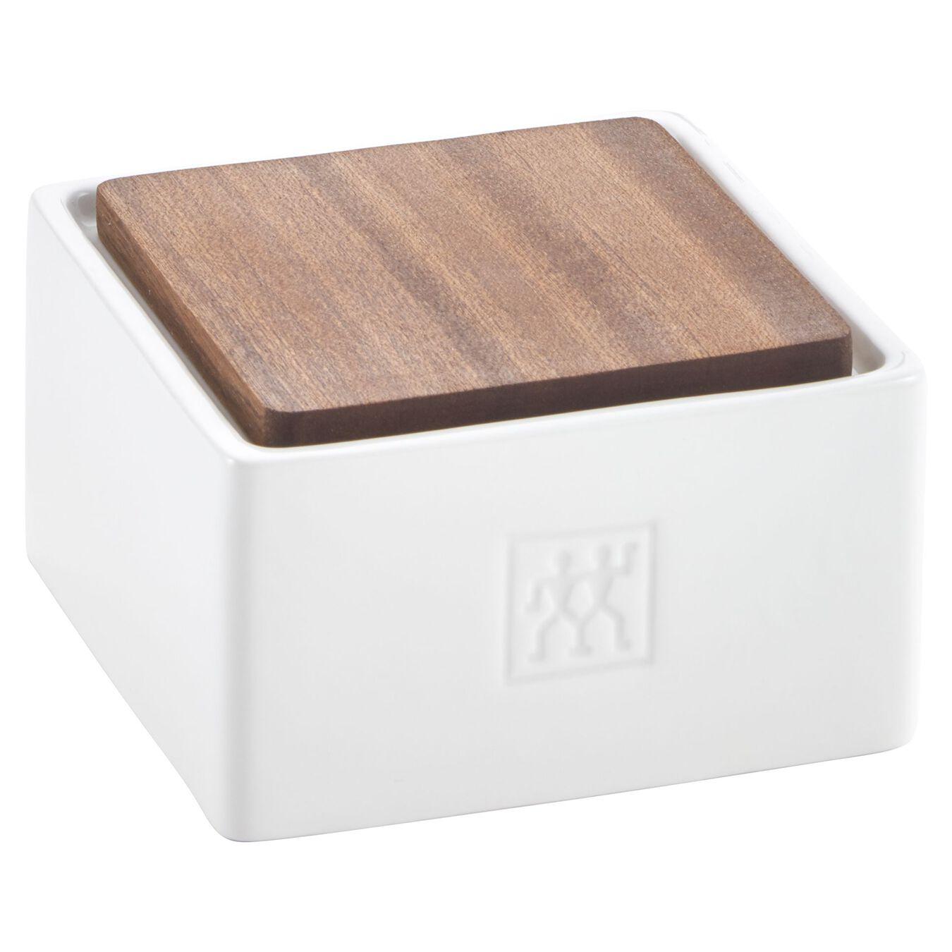 Set ceppo verticale quadrato - 4-pz., ceramica,,large 6
