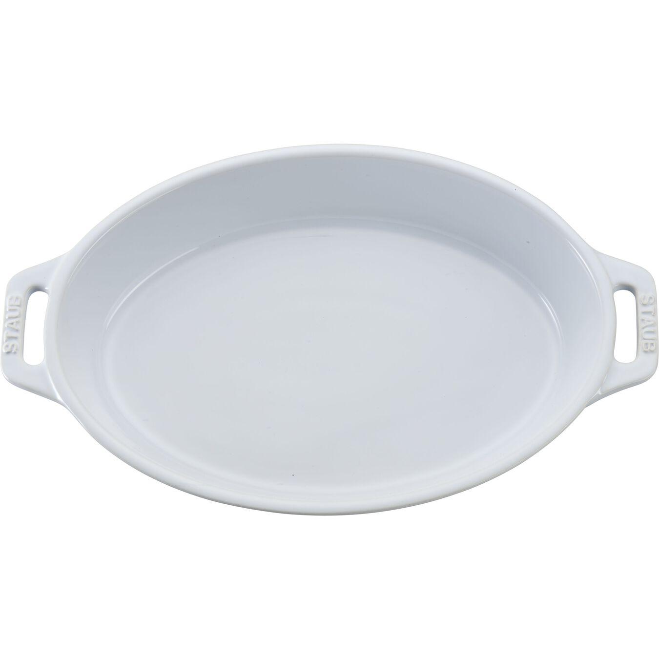 4-pc Baking Dish Set - White,,large 4