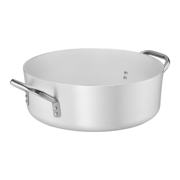 17.5-qt Aluminum Braiser,,large 3