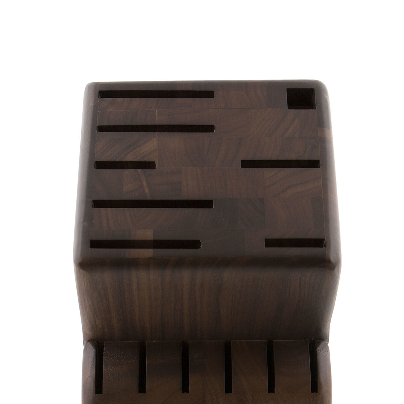 14, walnut, Bob Kramer Knife Block Empty,,large 3