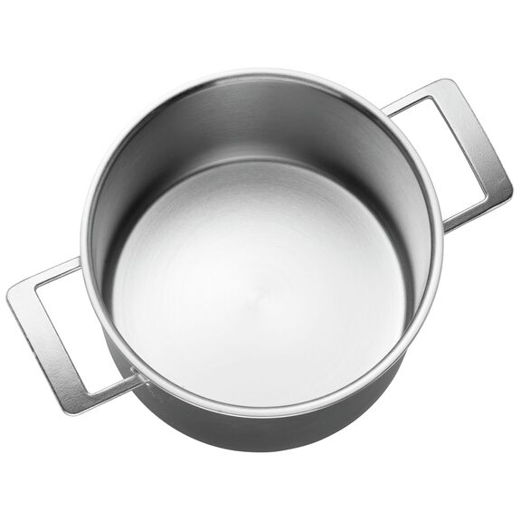 8.5-qt 18/10 Stainless Steel Stock pot,,large 5