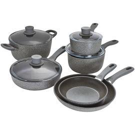 BALLARINI Parma Plus, 10-pc, Pots and pans set