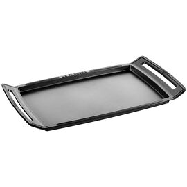 Staub Cast iron, Plancha, 38 cm | Cast iron | Black | rectangular