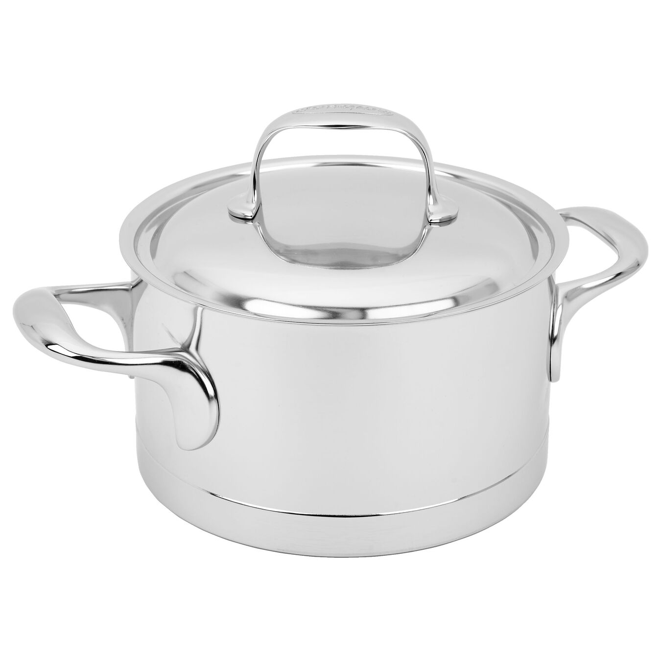 2,25 l 18/10 Stainless Steel Faitout with lid,,large 1