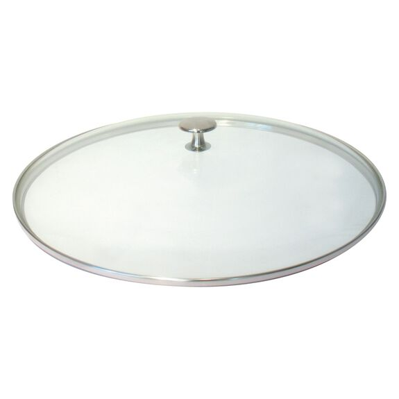 37-cm-/-14.5-inch Glass Lid made of glass,,large