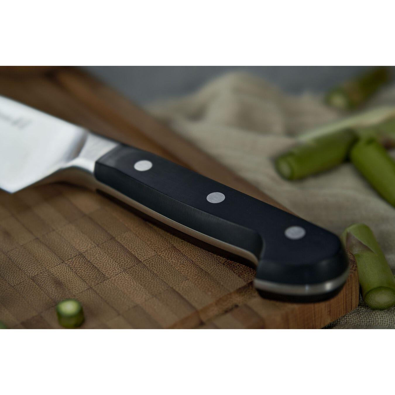 Couteau de chef 18 cm, Plastique,,large 5