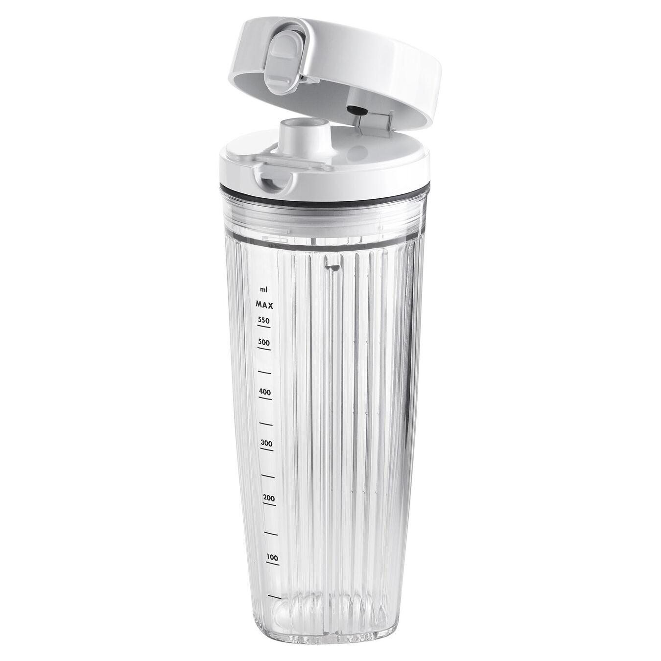 Standmixer Zubehör Set inklusive Vakuumdeckel 550 ml, Weiß,,large 3