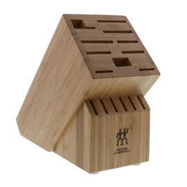 ZWILLING Storage, bamboo, TWIN Knife block empty