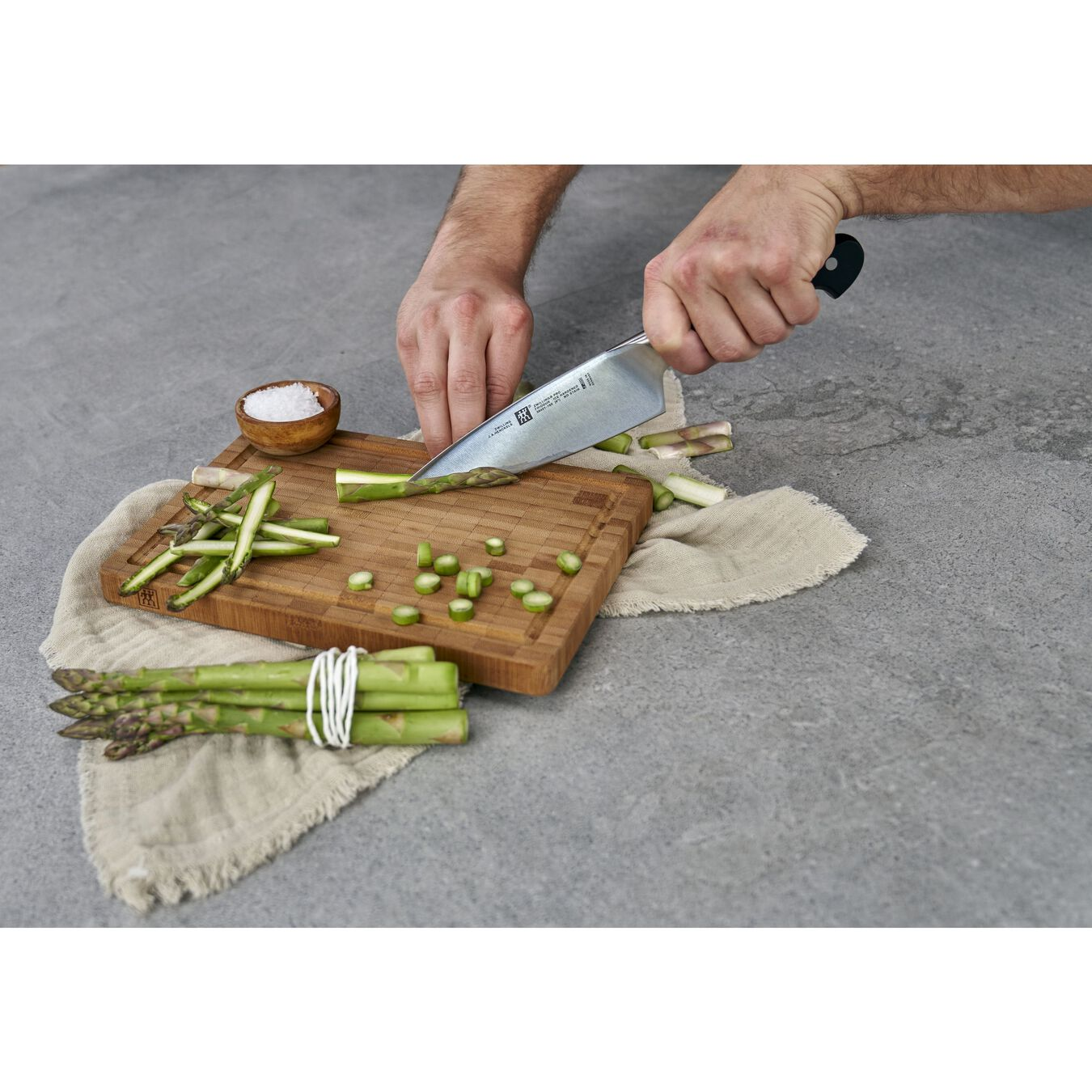 7 inch Chef's knife - Visual Imperfections,,large 8