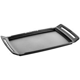 Staub Cast iron, Plancha, 38 cm | Cast iron | Black | rectangular