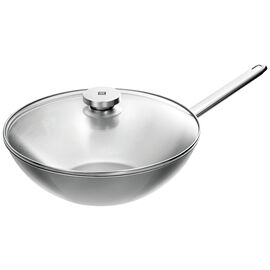 ZWILLING Plus, 3-cm-/-12-inch  Wok, Silver