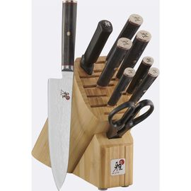 MIYABI Kaizen, 10-pc Knife Block Set