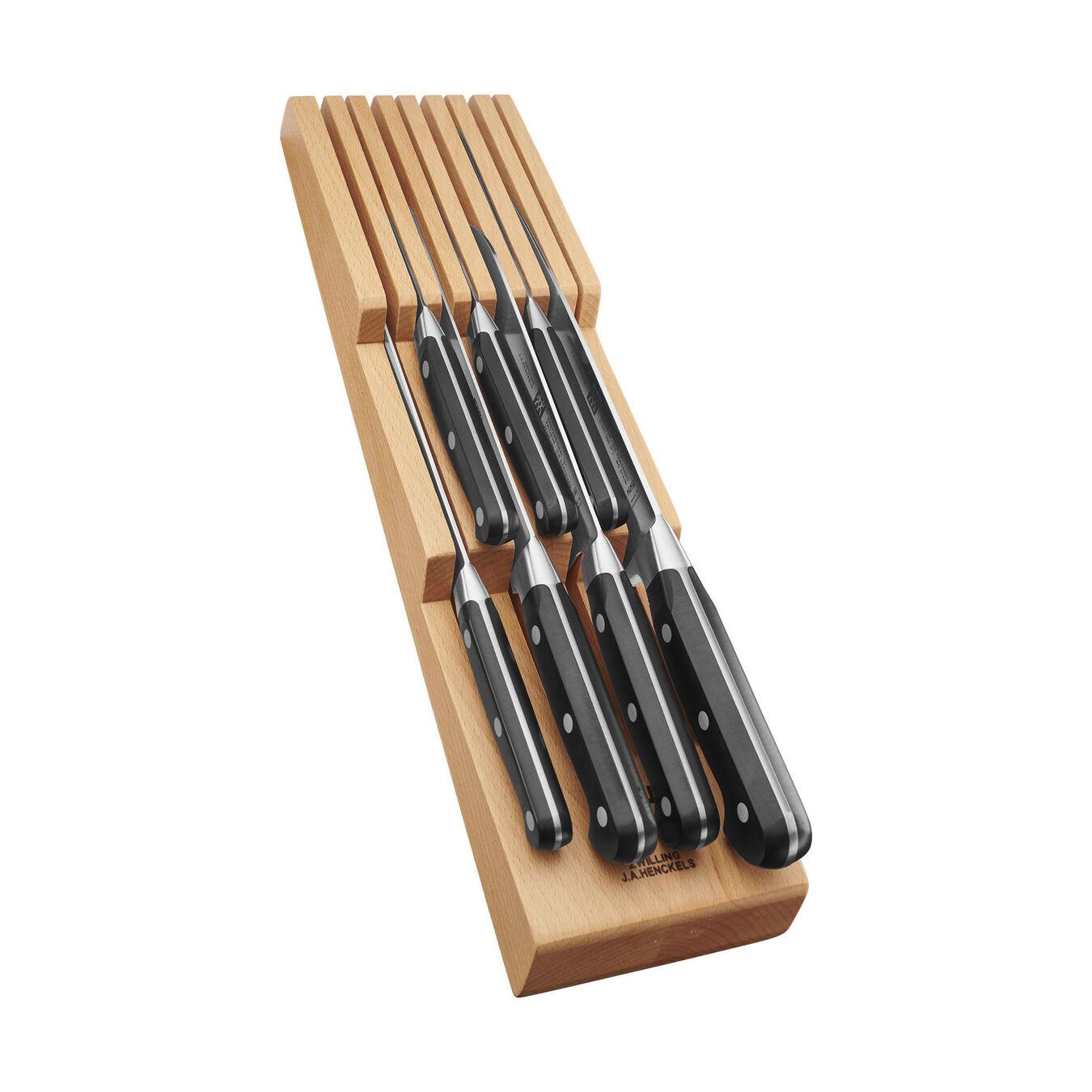 10-pc Knife block set ,,large 1