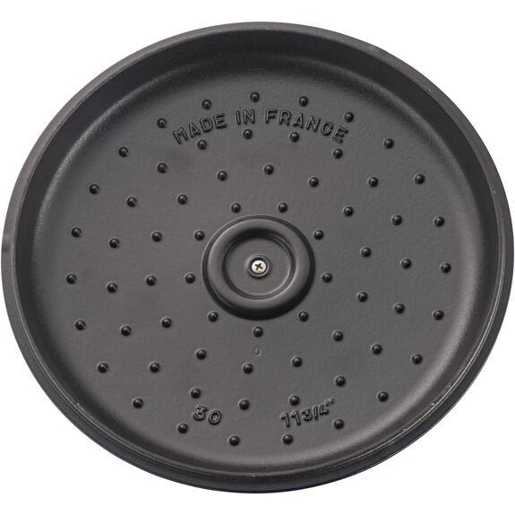 30-cm-/-12-inch Enamel Saute pan,,large 4