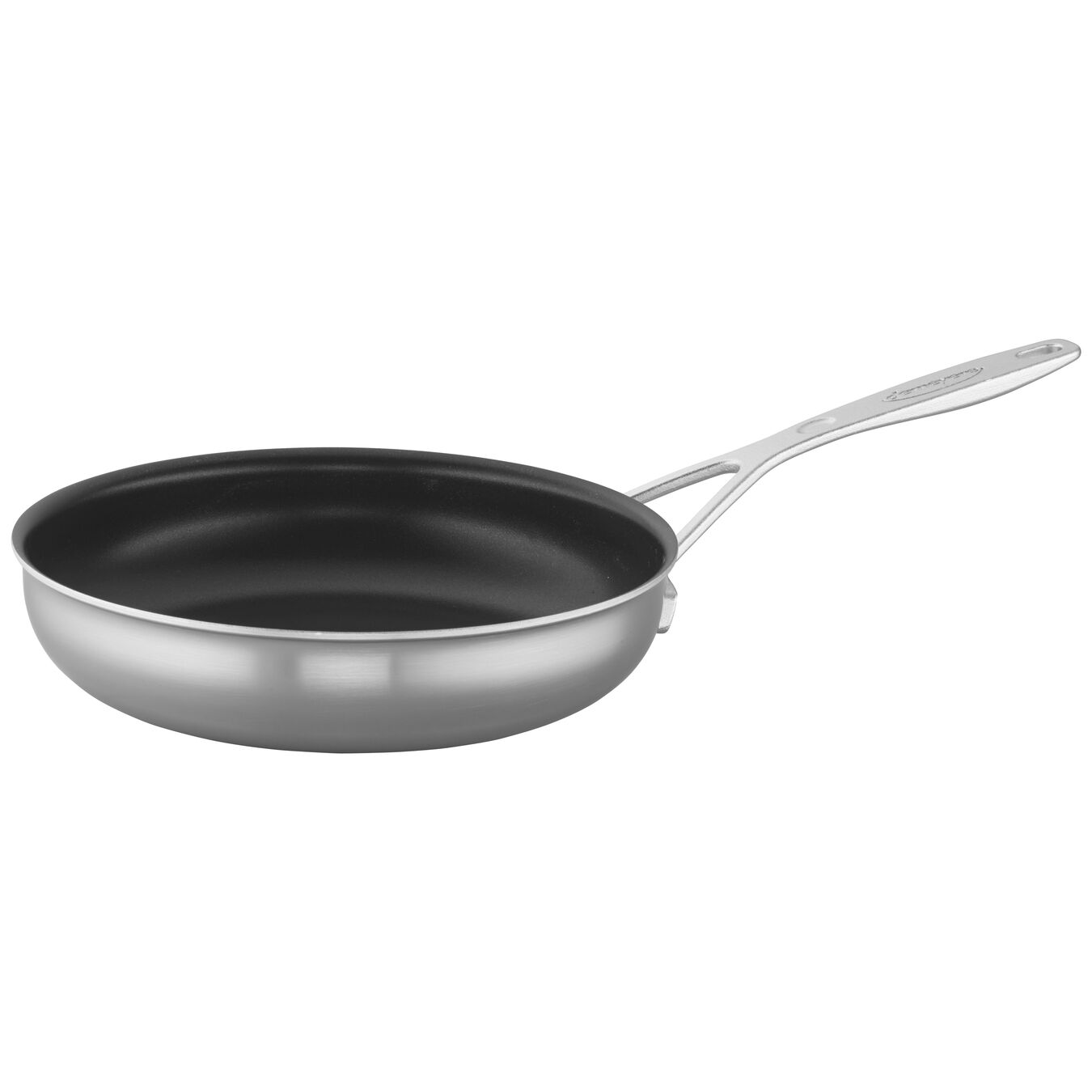 9.5-inch, 18/10 Stainless Steel, Non-stick, PTFE, Frying pan,,large 4