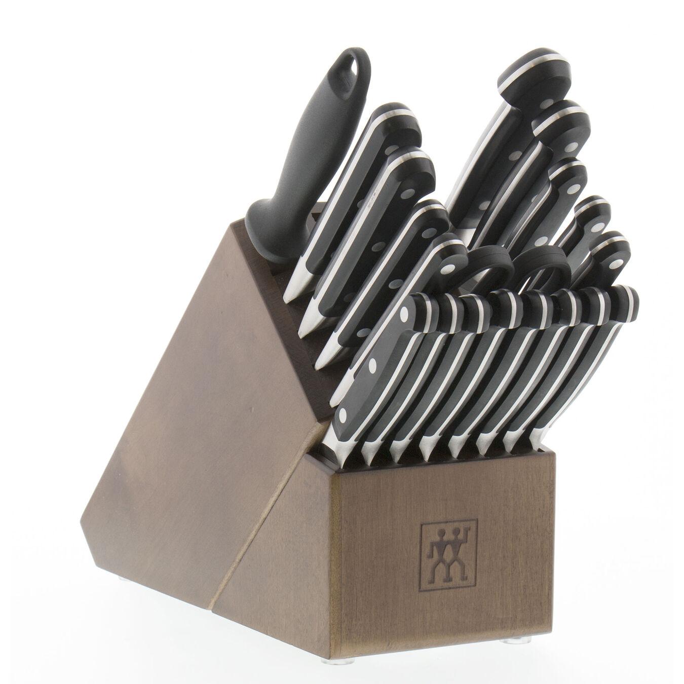 20-pc Knife Block Set,,large 1
