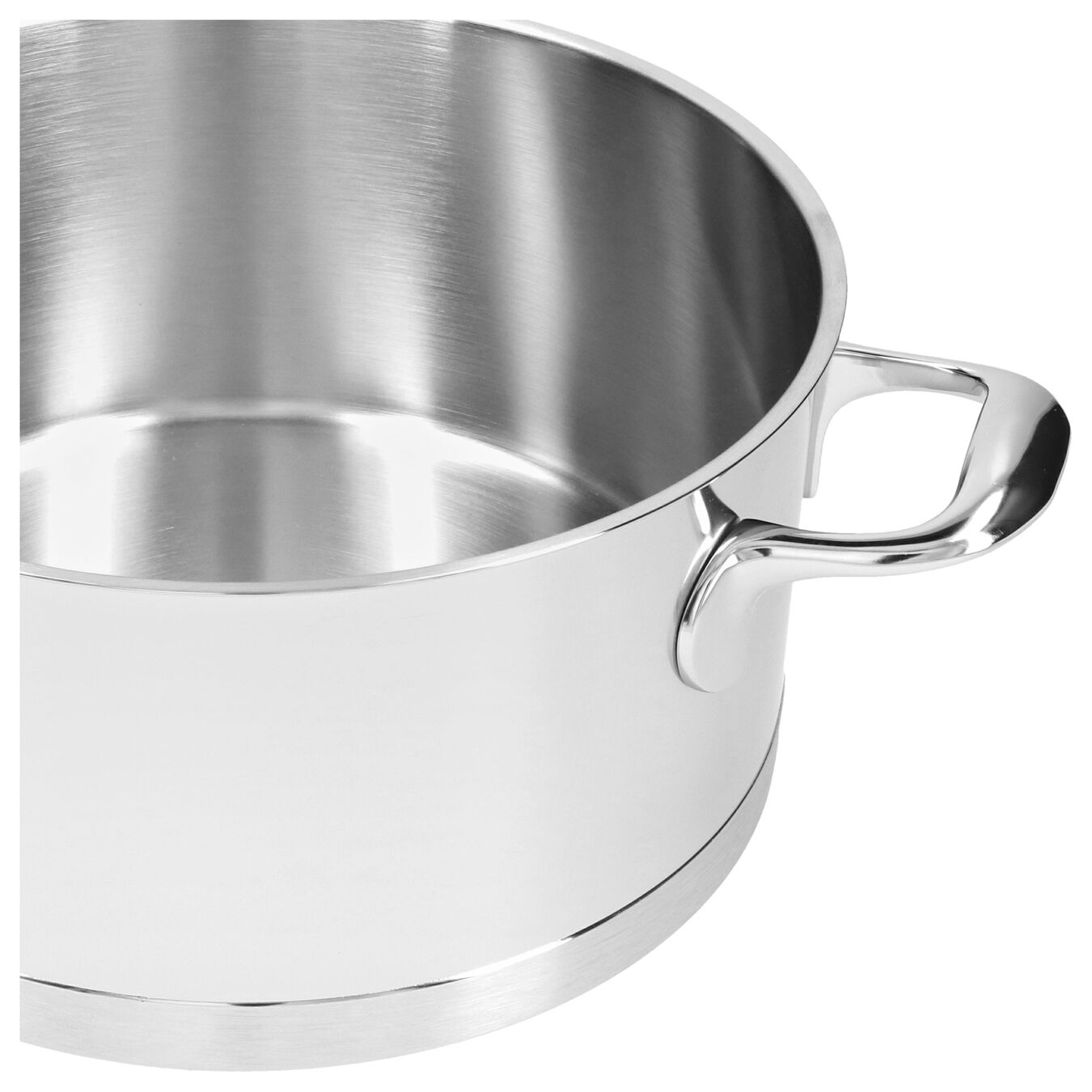 5.25 l Stew pot with lid,,large 6