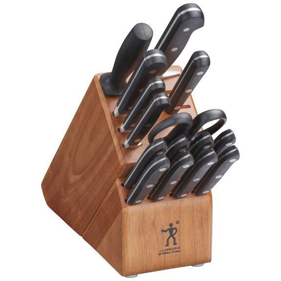 16-pc Knife Block Set,,large