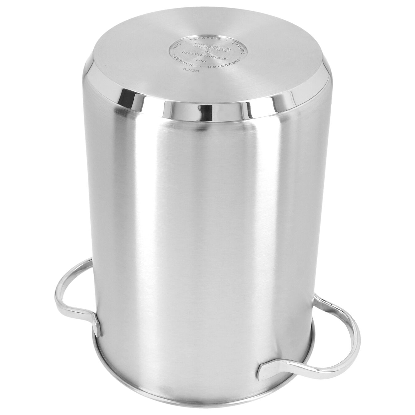 4.5 l 18/10 Stainless Steel Asparagus/Pastapot,,large 2