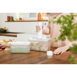 ZWILLING Fresh & Save, Vakuum Starterset, 7-tlg, Kunststoff, Weiß