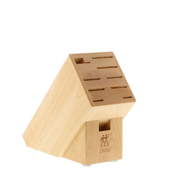 8-pc Knife block set ,,large 3