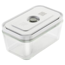 ZWILLING Fresh & Save, Vakuumbox, M, Borosilikatglas, Weiß