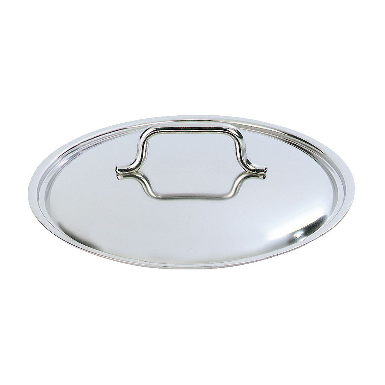 Couvercle 18 cm Inox 18/10,,large 1