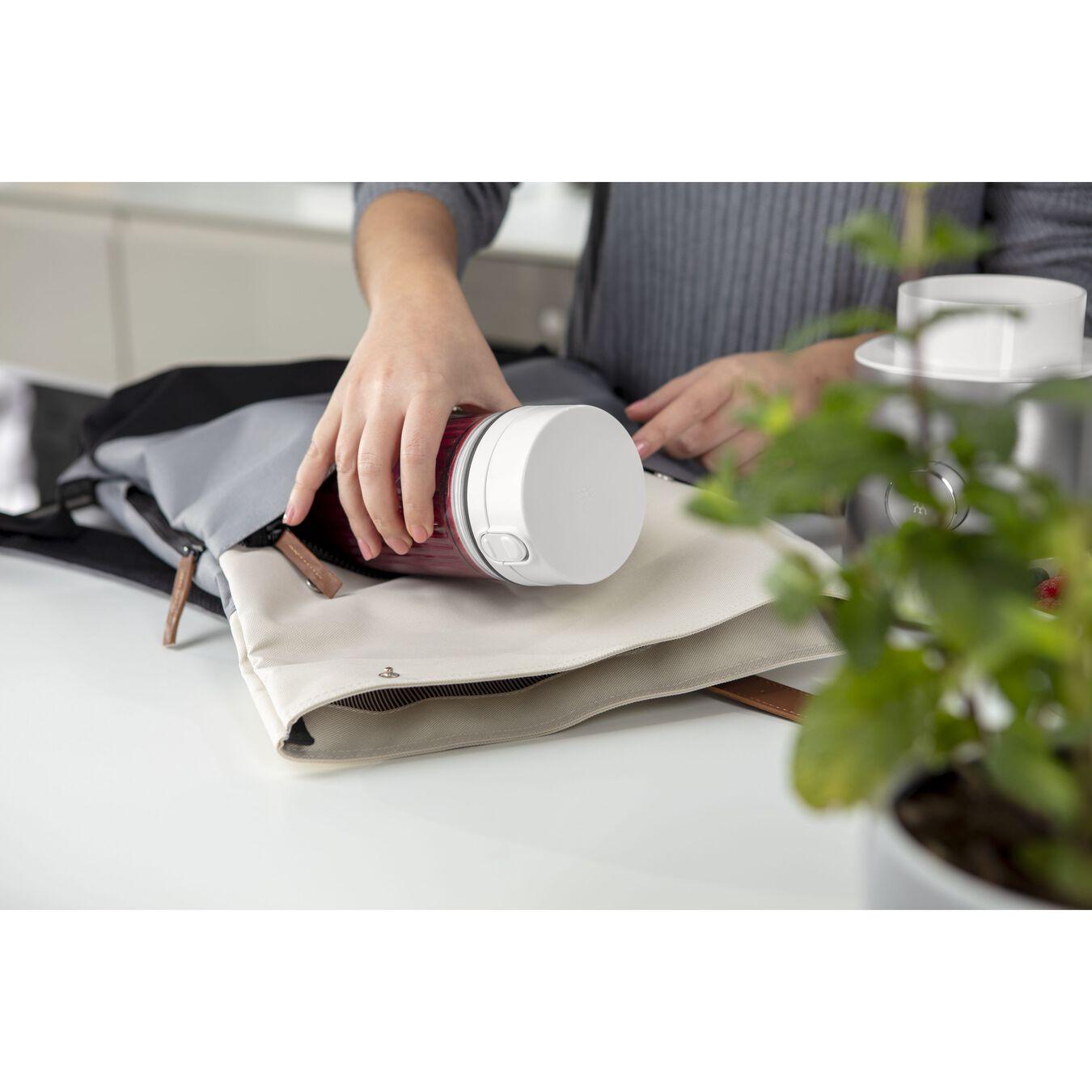 Accessoires voor blenders, 550 ml | Wit,,large 2