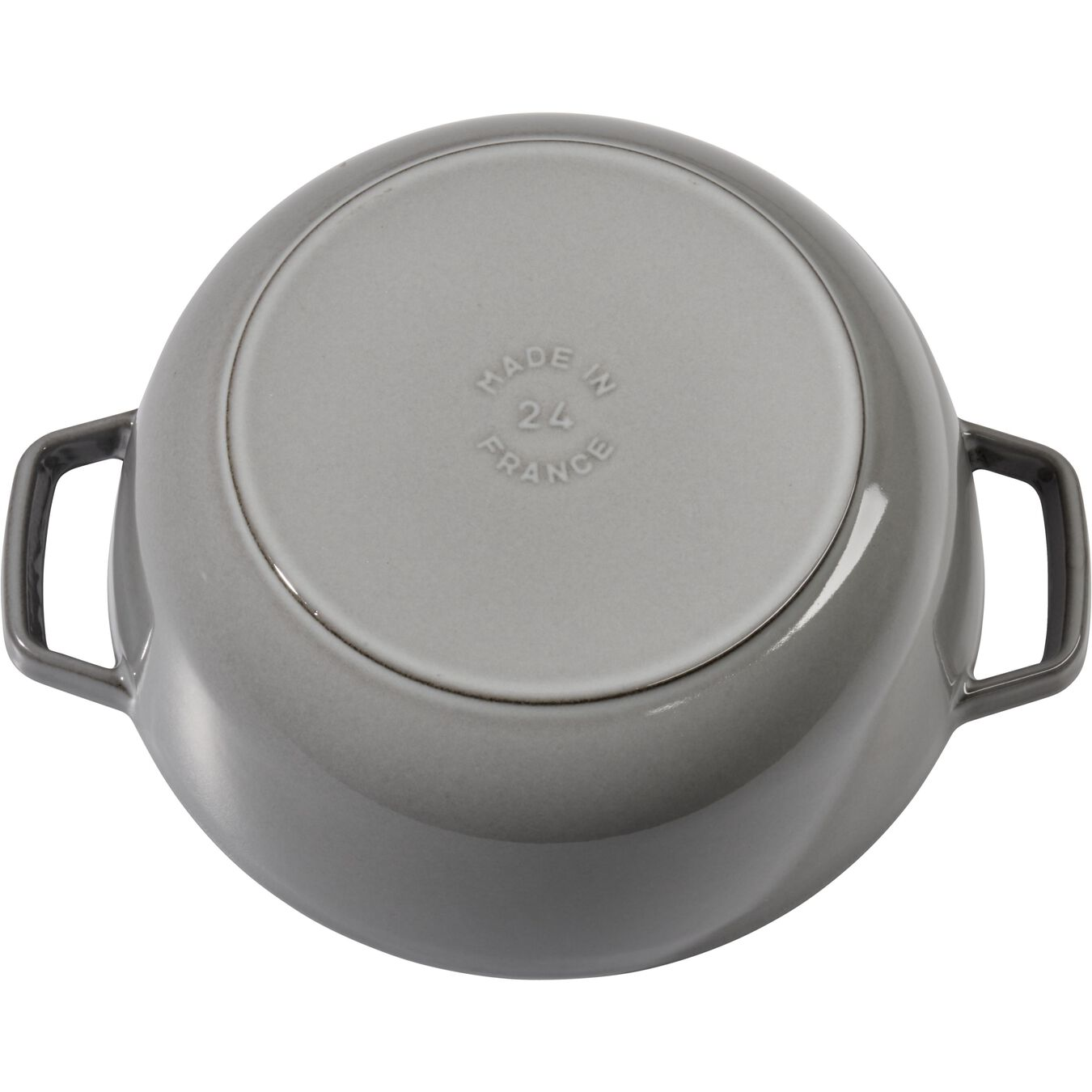 3.75-qt Essential French Oven - Graphite Grey,,large 2