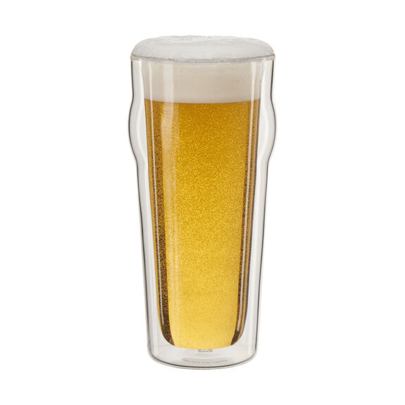 4-pc  Beer glass set,,large 2