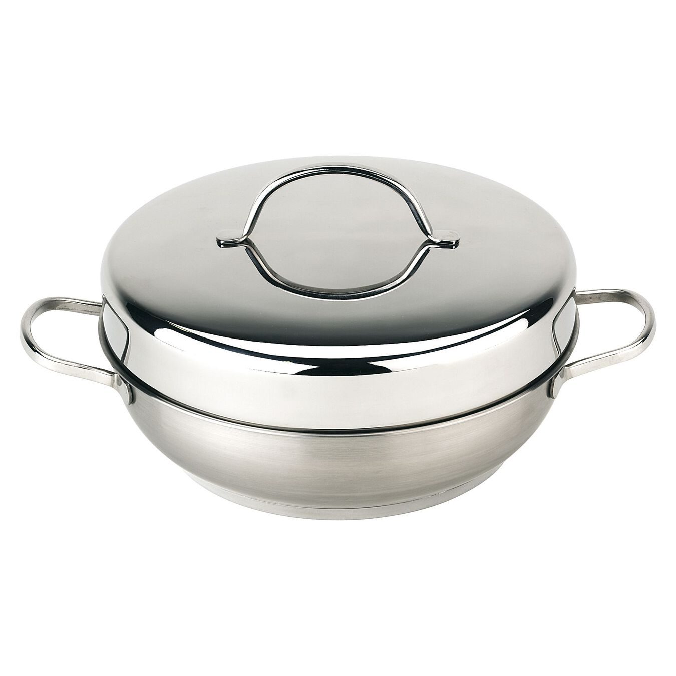 18/10 Stainless Steel Set de fumage,,large 1