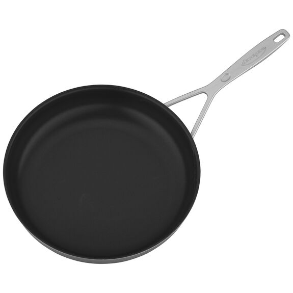 11-inch Stainless Steel Traditional Nonstick Fry Pan,,large 4