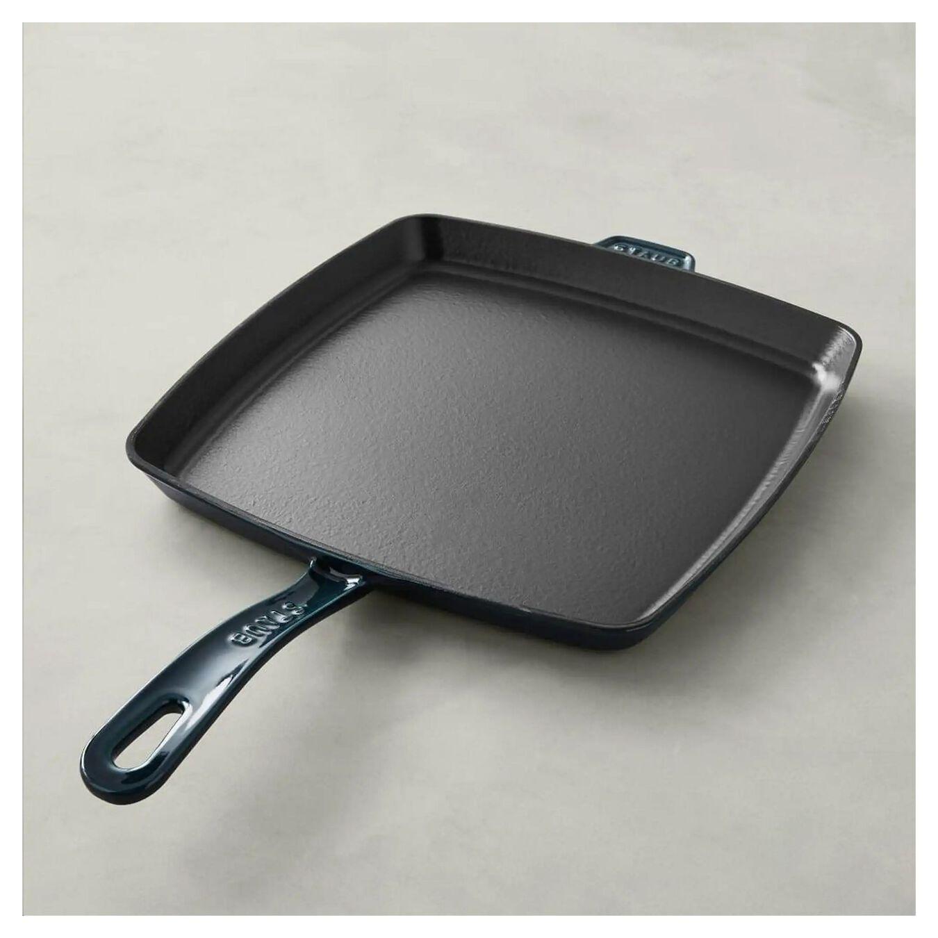 30 cm / 12 inch Cast iron Frying pan, la-mer,,large 1