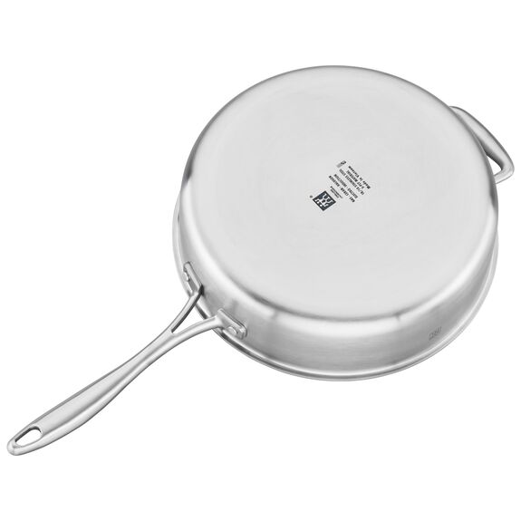 3-ply 5-qt Stainless Steel Ceramic Nonstick Saute Pan,,large 3