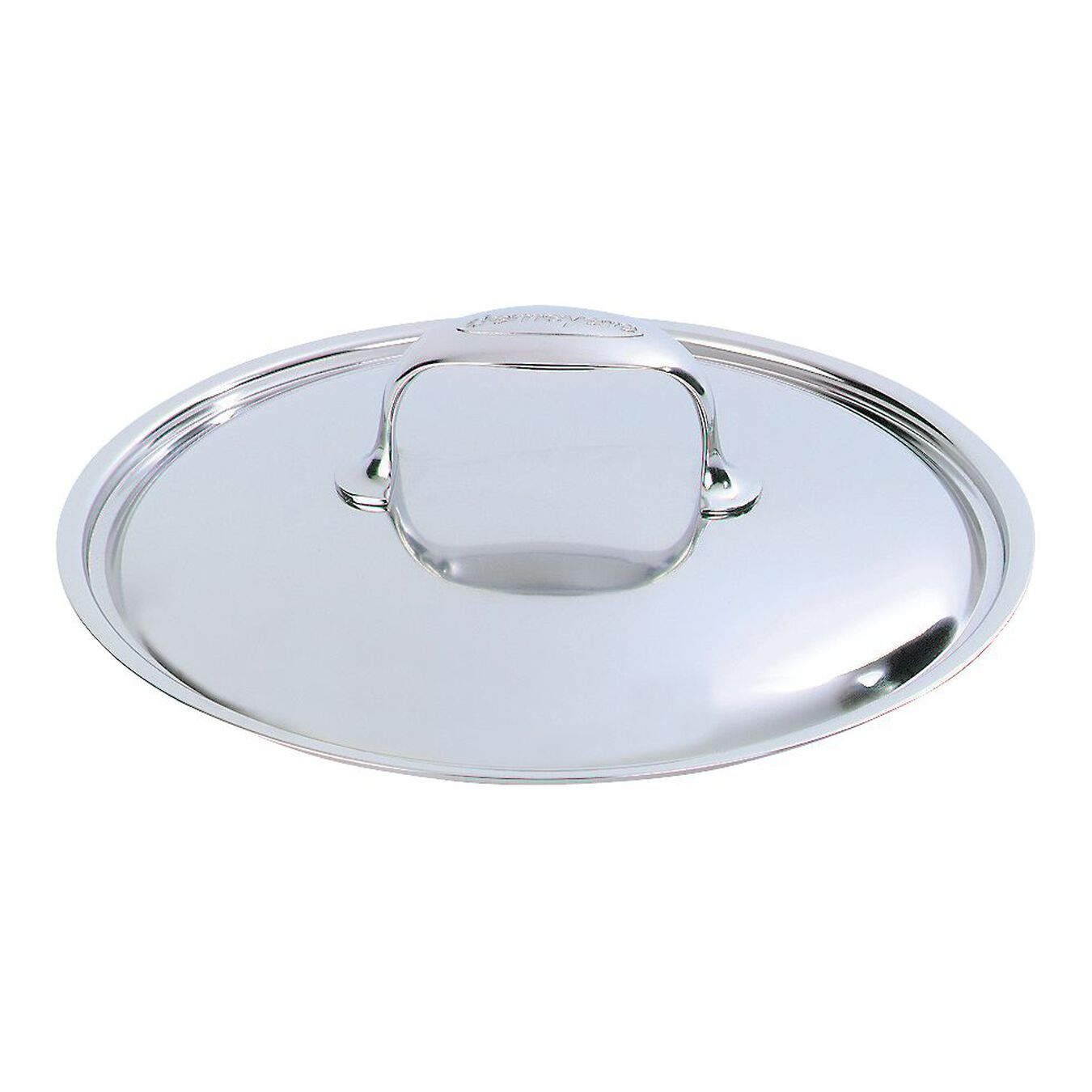Couvercle, Rond(e)   Inox 18/10,,large 2