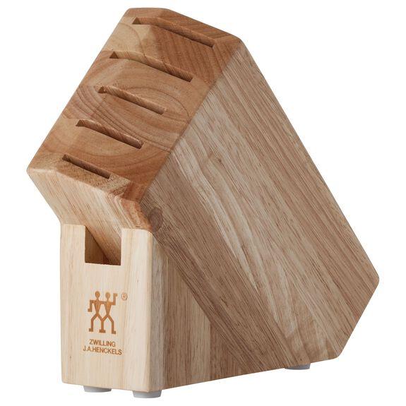 Knife block empty Wood,,large