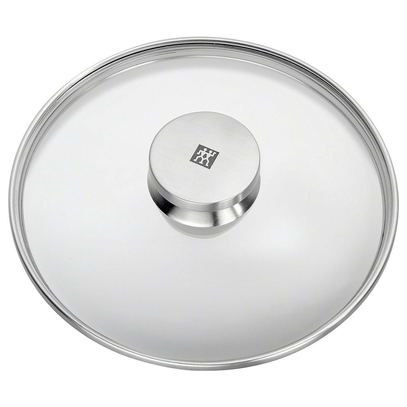 Lid, 20 cm | round | Glass,,large 1