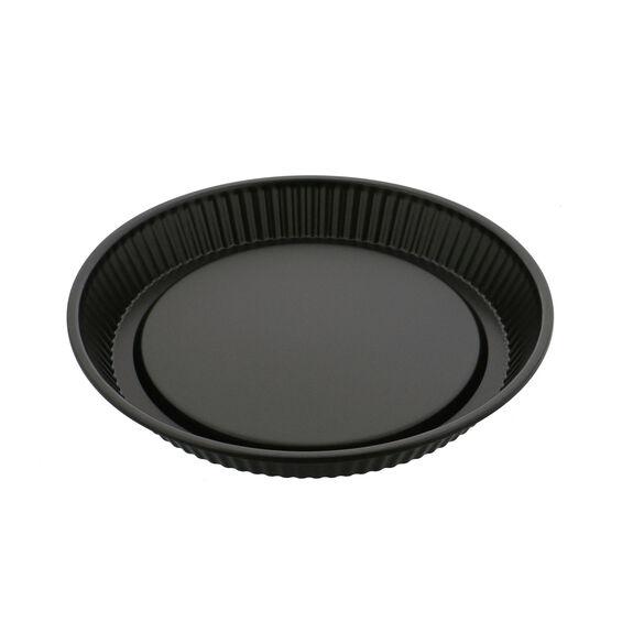 11-inch Steel Pie dish,,large