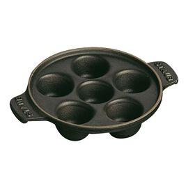 Staub Cast Iron, 5.5-inch Cast iron Snail Dish