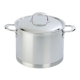 Demeyere Atlantis, 8 l 18/10 Stainless Steel Stock pot with lid
