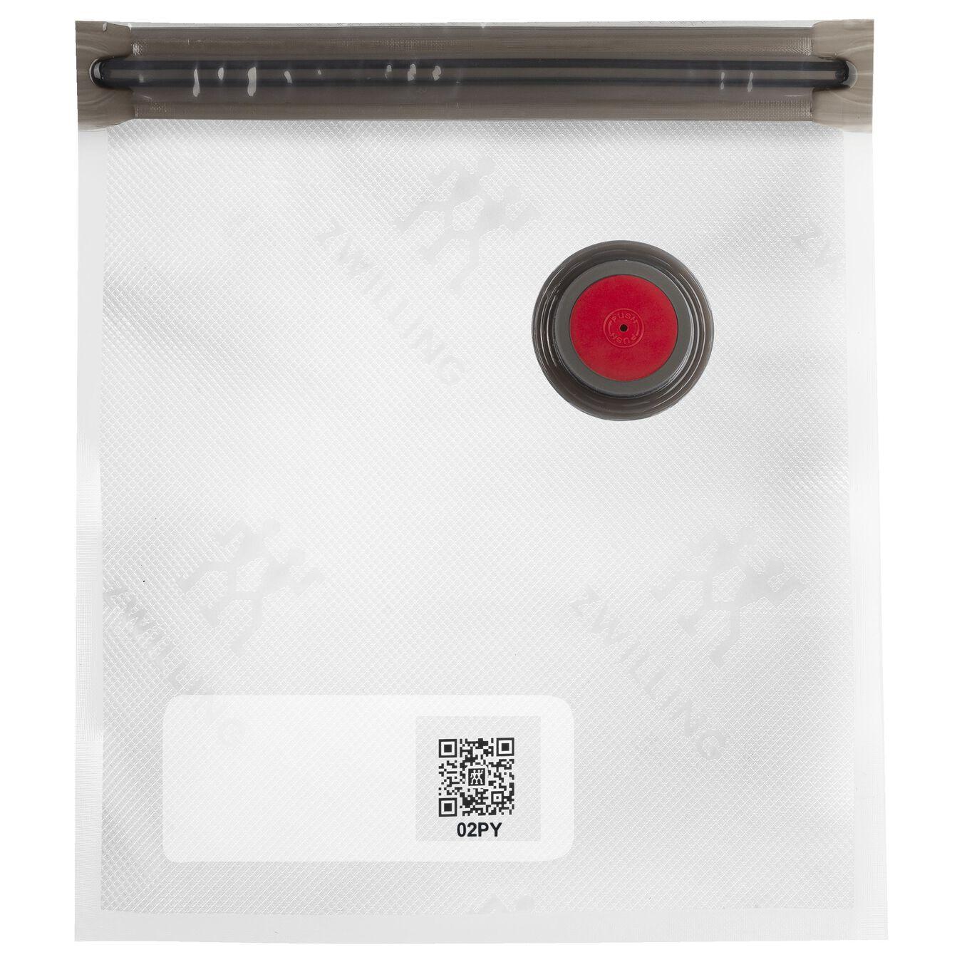 Vakuum Starterset, S/M / 7-tlg, Kunststoff, Weiß,,large 9