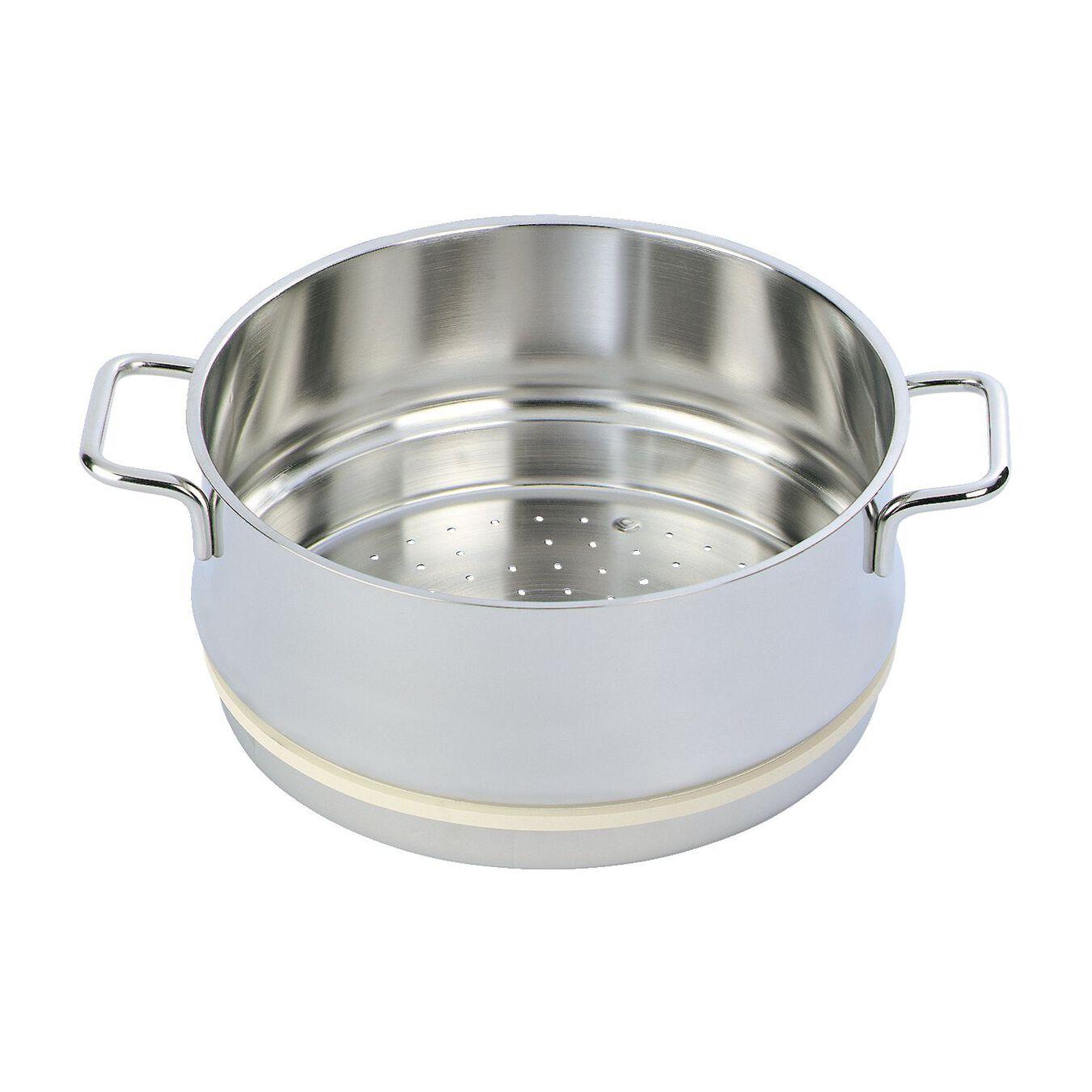 Passoire pour cuit vapeur 20 cm, Inox 18/10,,large 1