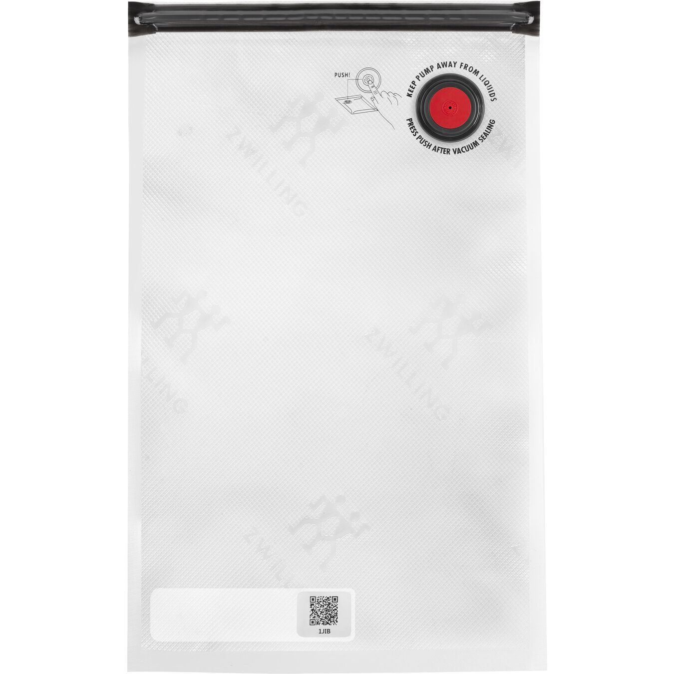 Set di sacchetti sottovuoto - 3-pz., plastica,,large 1